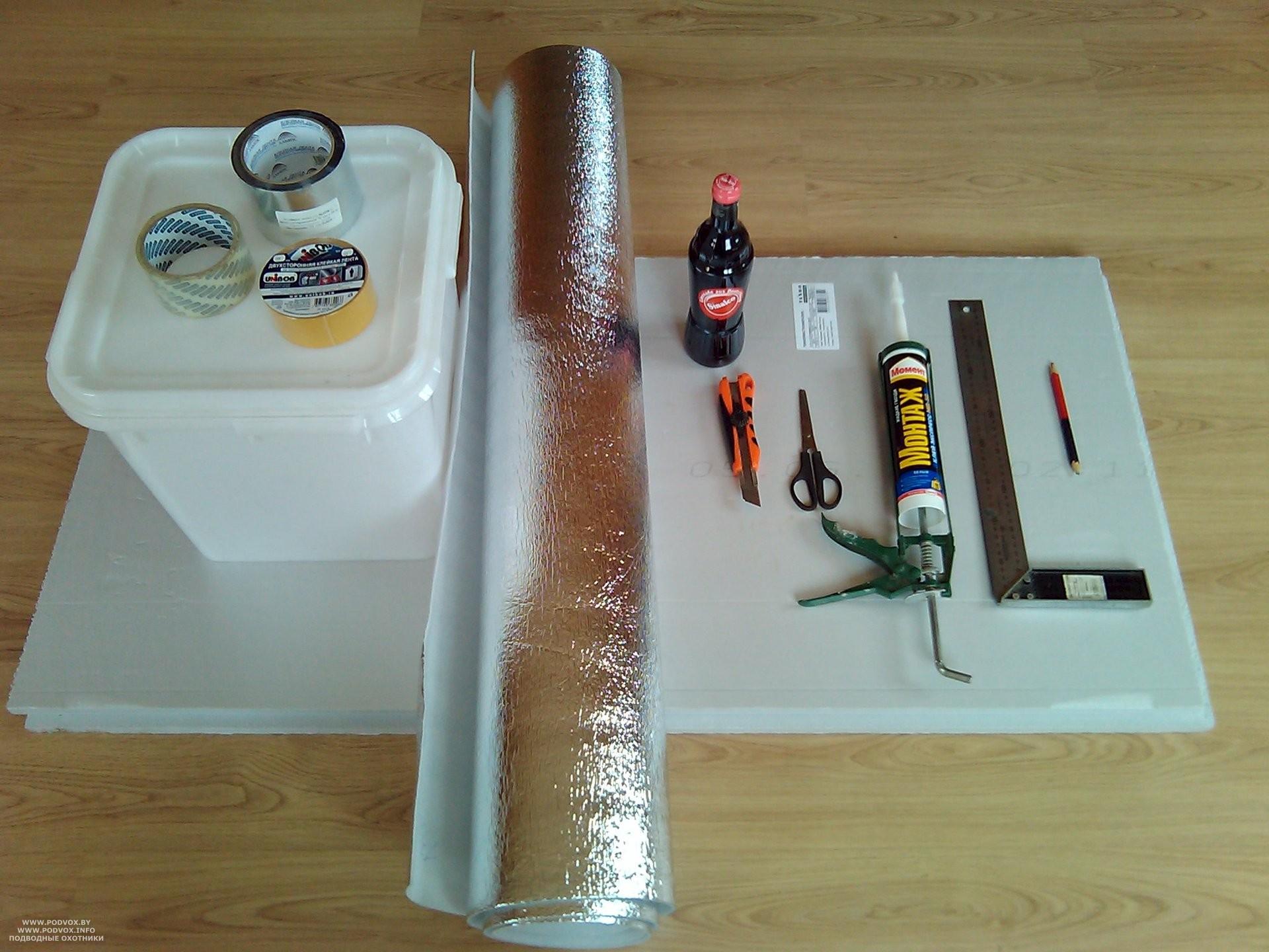 Как сделать сумку холодильник своими руками 374