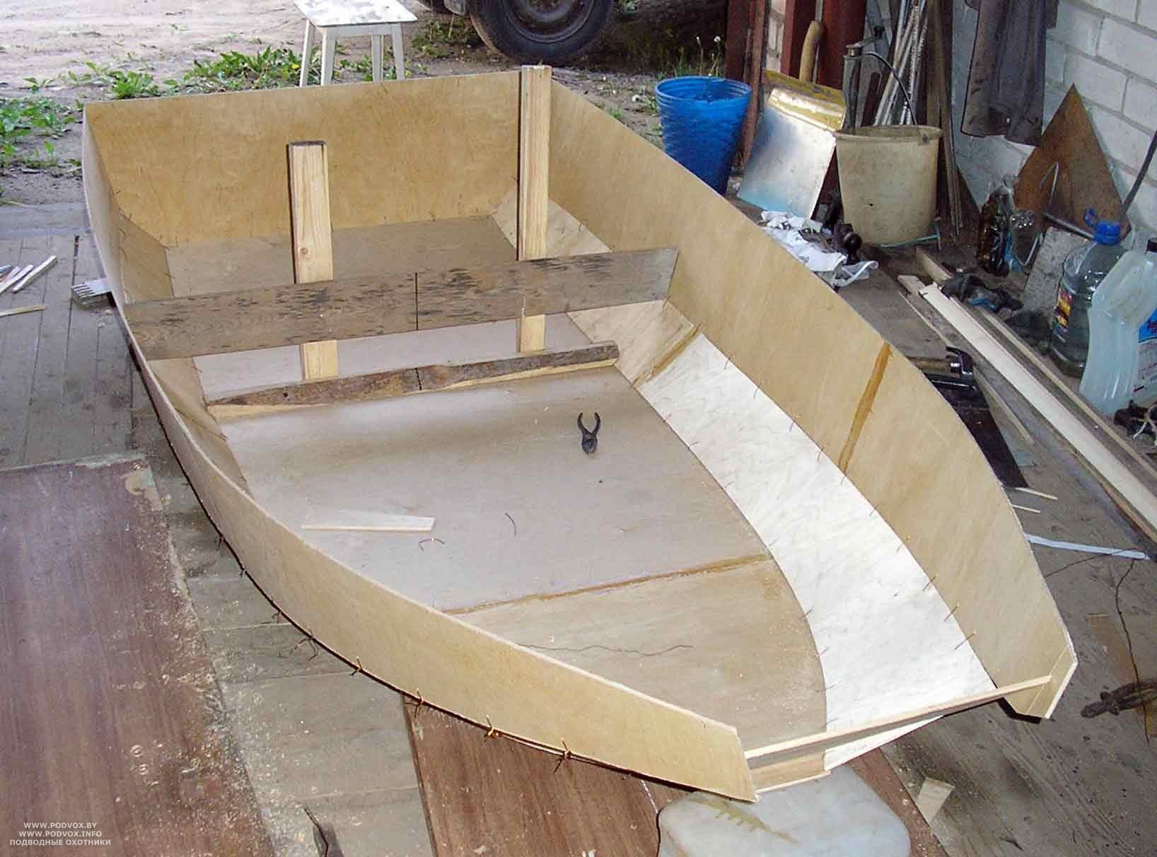 Сделайте лодку, яхту или катер своими руками 68