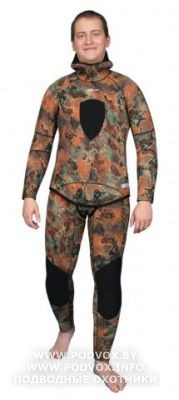 Продам костюм б у аквадискавери 5мм